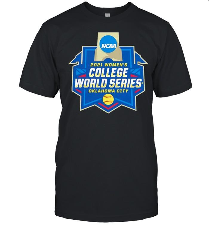 Oklahoma City 2021 NCAA Softball Womens College World Series shirt