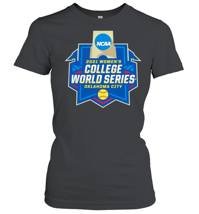 Oklahoma City 2021 NCAA Softball Womens College World Series shirt Classic Women's T-shirt
