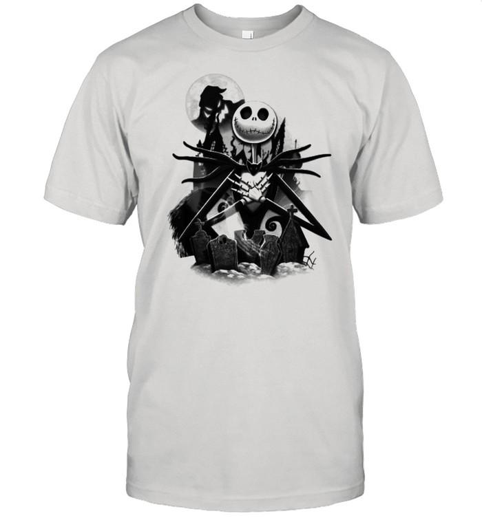 Disney Nightmare Before Christmas Jack T- Classic Men's T-shirt