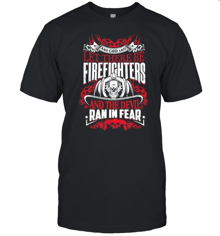 Fireman Christmas Fireman shirt