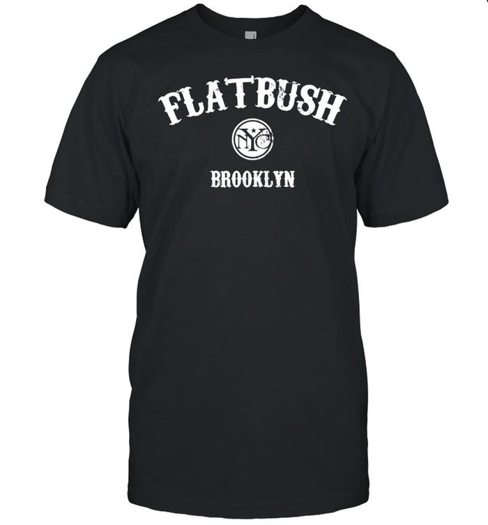 Flatbush Brooklyn Vintage Style shirt Classic Men's T-shirt