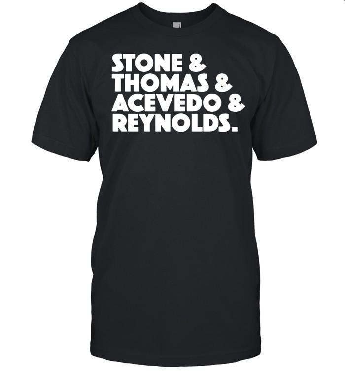 Stone Thomas Acevedo Reynolds shirt Classic Men's T-shirt