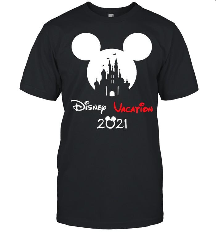 Disney vaction 2021 mickey mouse shirt
