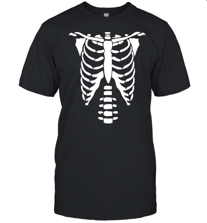 Skeleton end and shirt