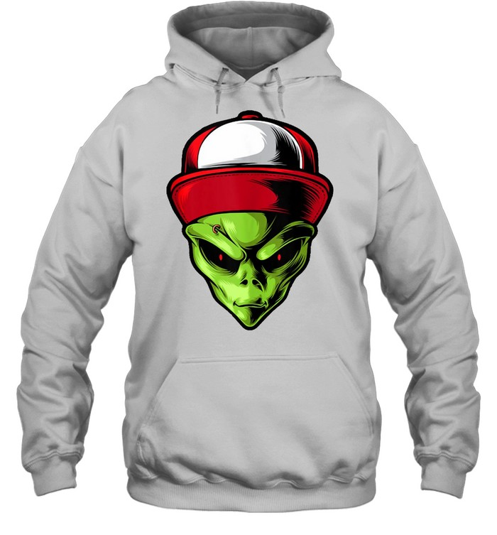 Alien Are You Ready  Unisex Hoodie