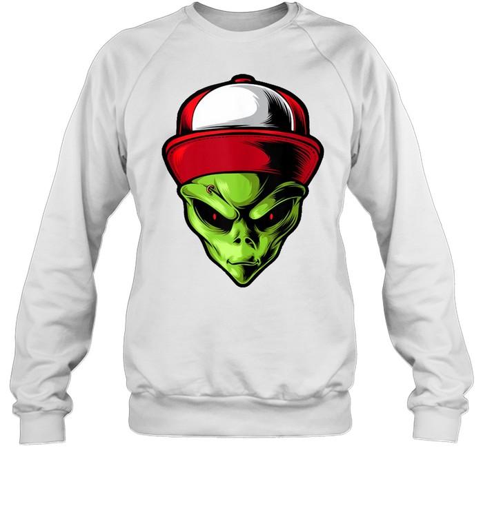 Alien Are You Ready  Unisex Sweatshirt
