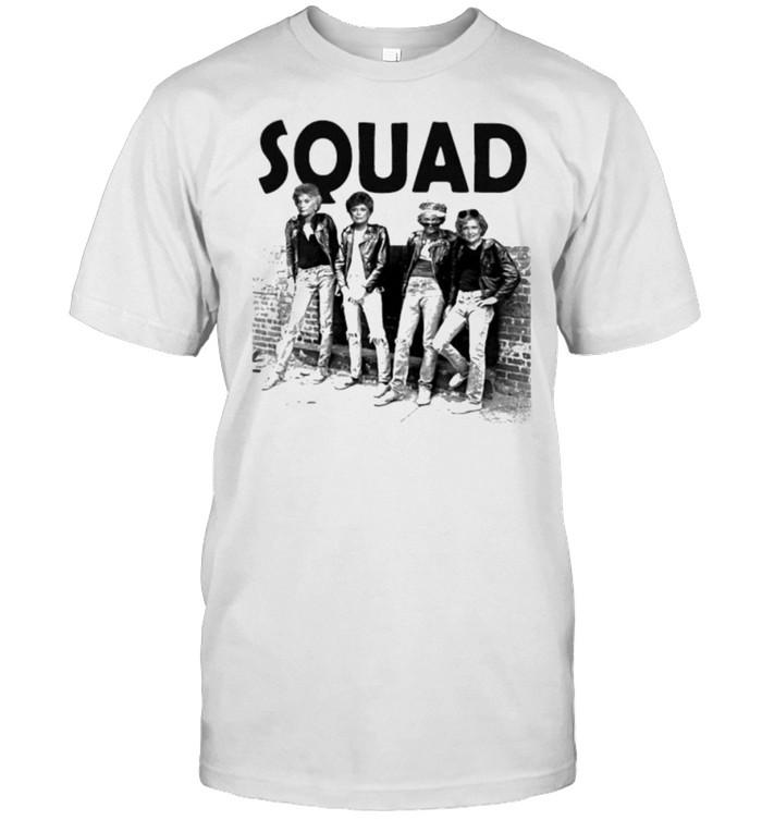 Squad Women shirt