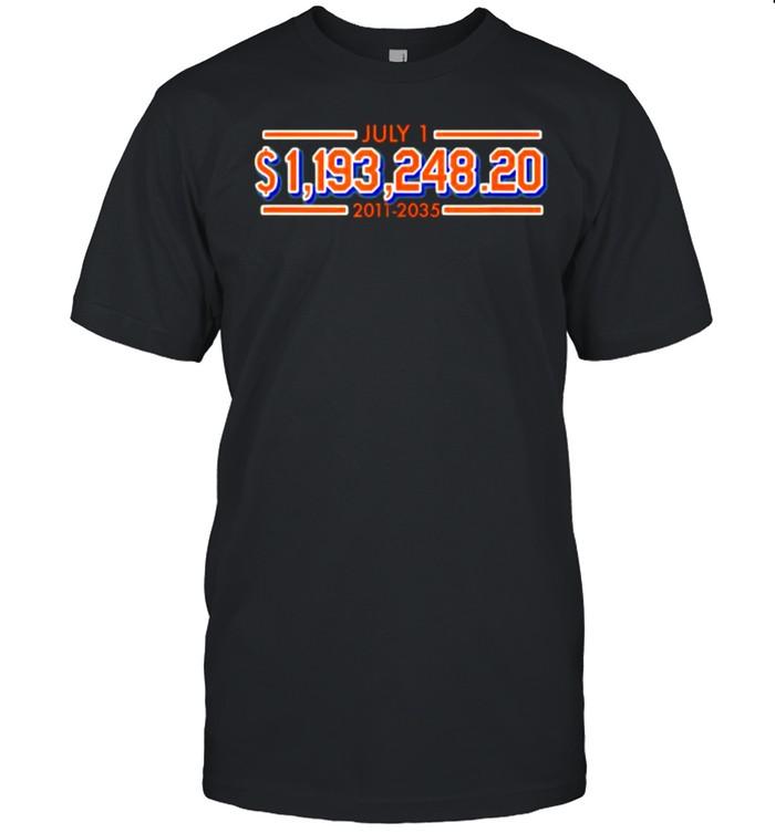 Bobby Bonilla Day July 1st T- Classic Men's T-shirt