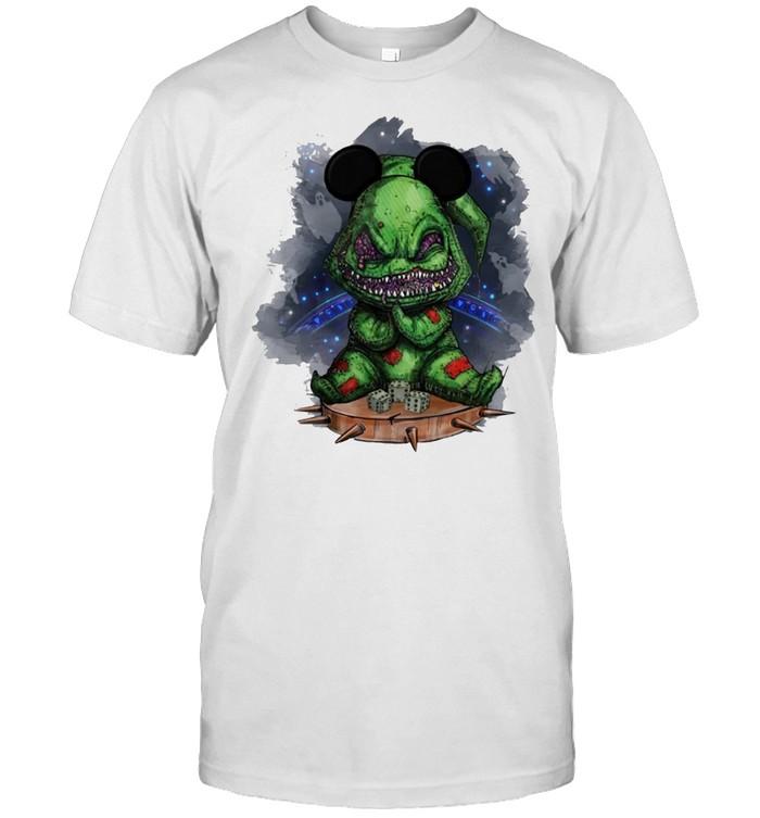 Halloween Oogie Boogie shirt