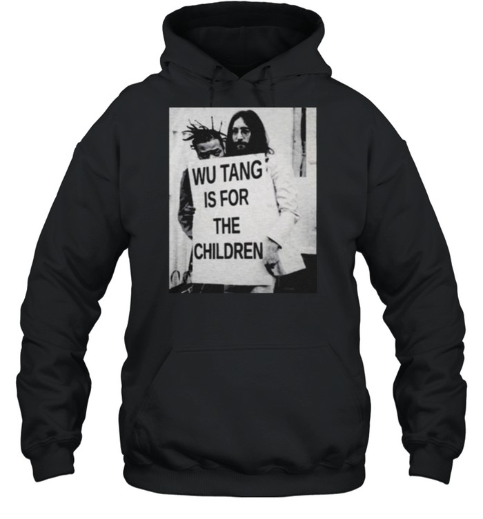 Wu Tang Is For The Children  Unisex Hoodie