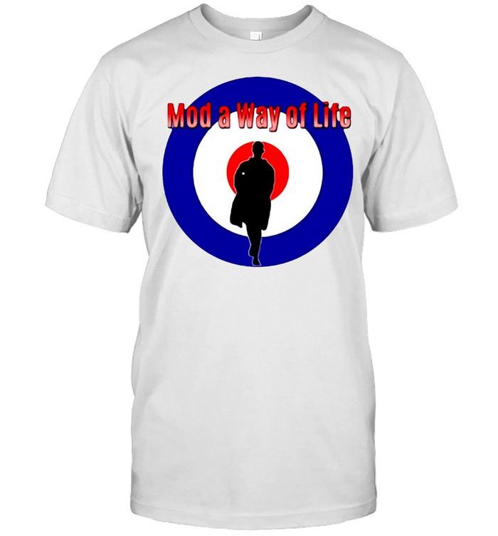 Mod A Way Of Life T-shirt Classic Men's T-shirt