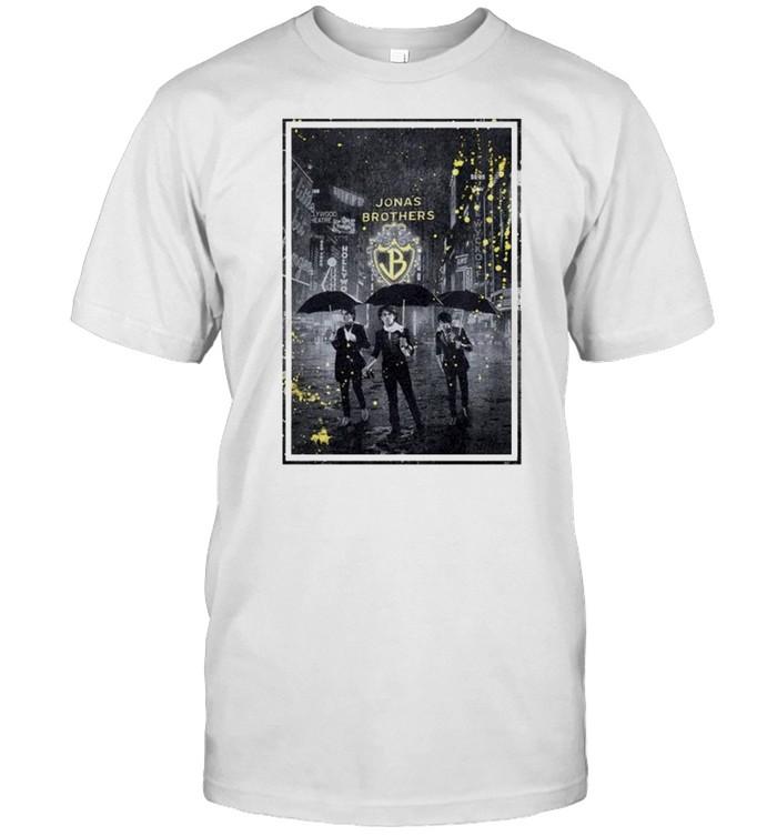 Jonas Brothers a little bit longer shirt