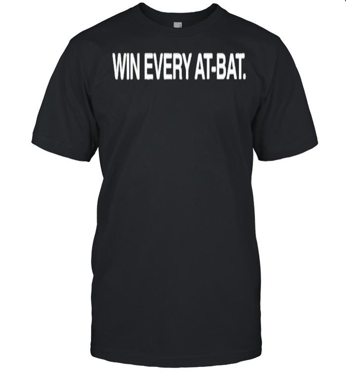 cubs zone brennen davis obvious merch win every atbat shirt