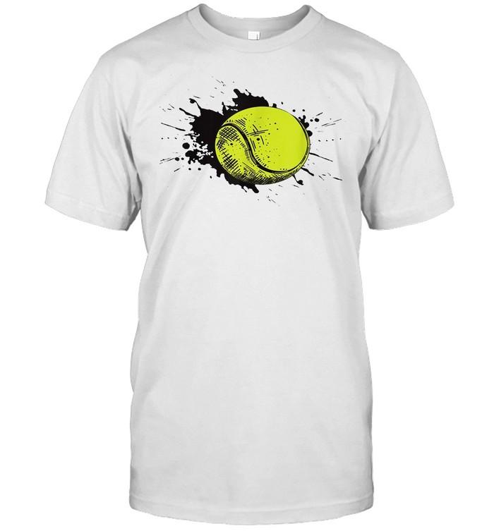 Tennis Shirt for Girls BoysLove tennis shirt