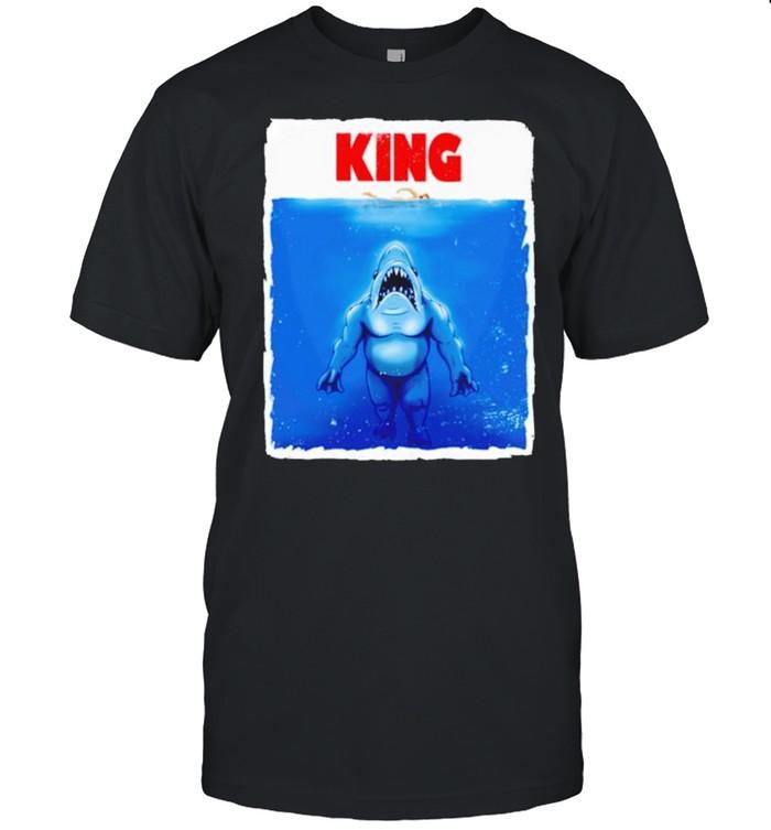 Jaws king of shark shirt