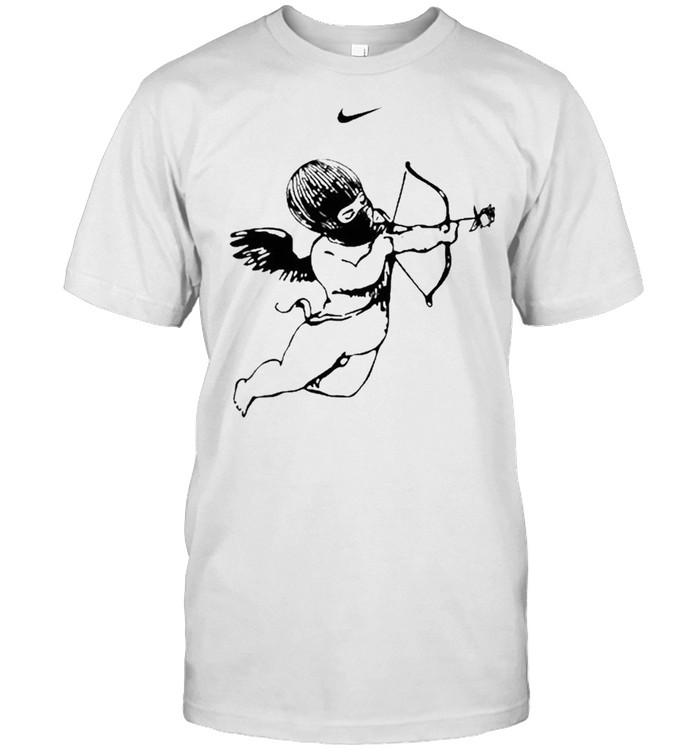 Nike And Drake Certified Lover Boy Cherub shirt