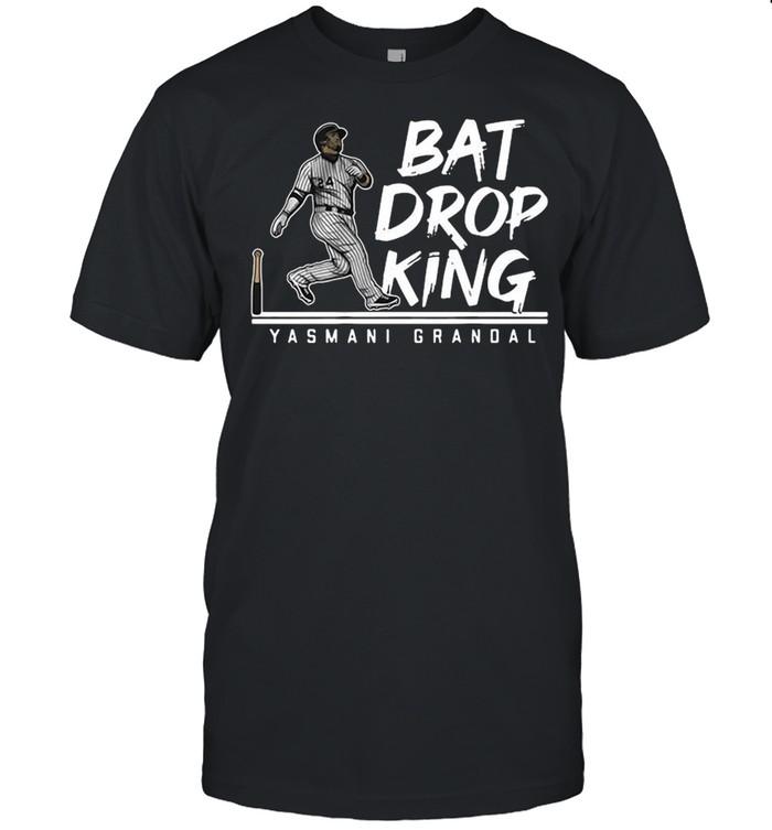 Yasmani Grandal Bat Drop King Chicago White Sox Shirt