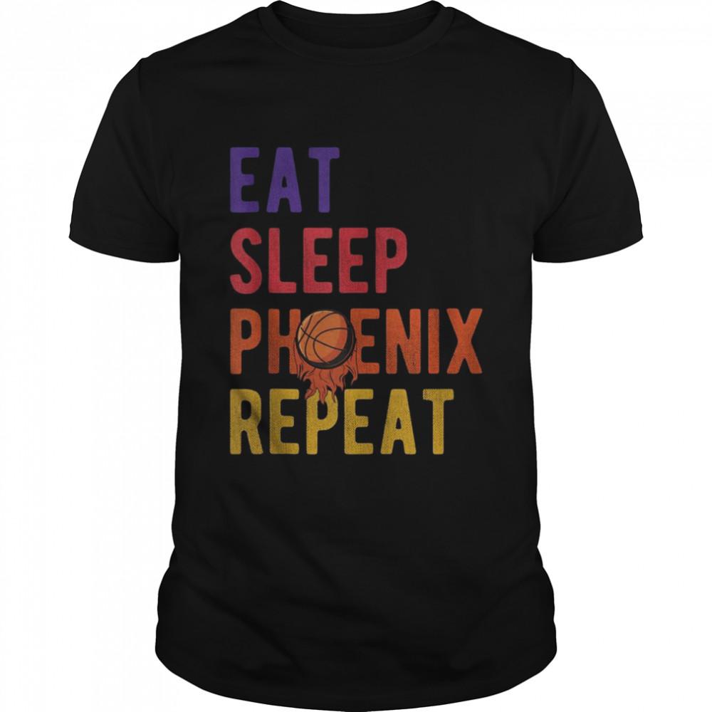 Phoenix Basketball Valley of the Sun PHX Sports Arizona Team shirt