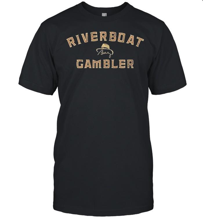 Bobby bowden riverboat gambler tee shirt Classic Men's T-shirt