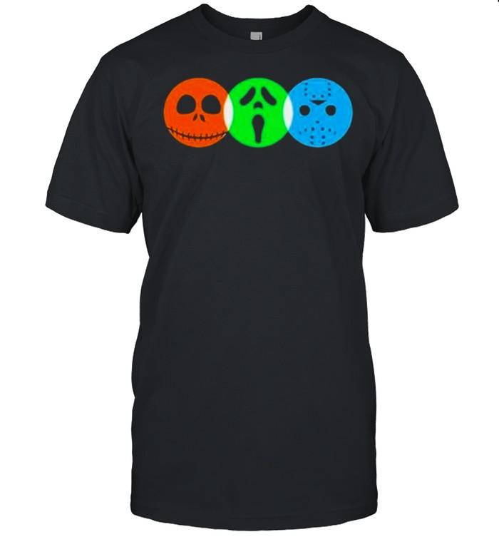 Horrorville Letter Boxd Store Horrorville Shirt
