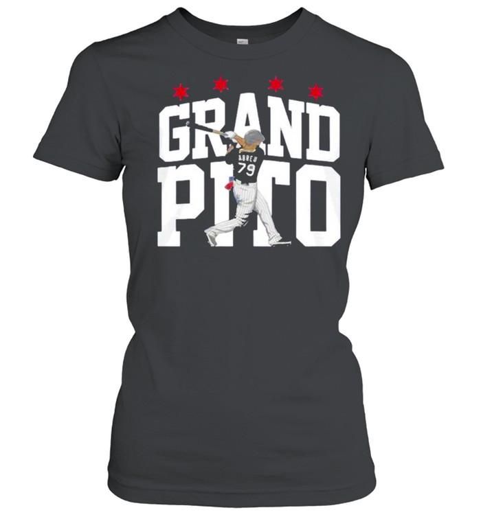 Jose Abreu Chicago White Sox Grand Pito t-shirt Classic Women's T-shirt