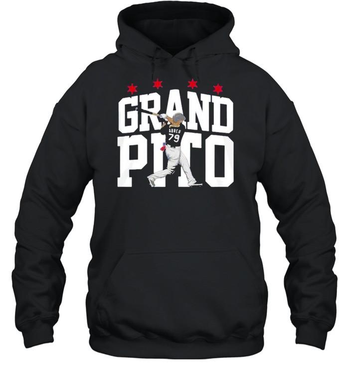 Jose Abreu Chicago White Sox Grand Pito t-shirt Unisex Hoodie
