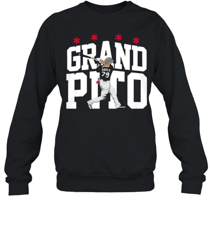 Jose Abreu Chicago White Sox Grand Pito t-shirt Unisex Sweatshirt