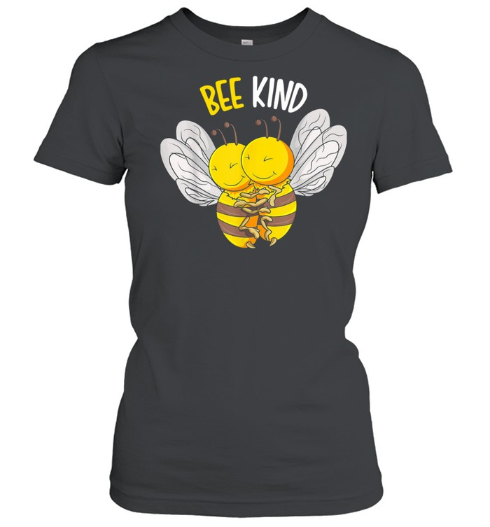 Bee Kind Bumble Bee Kindness  Classic Women's T-shirt