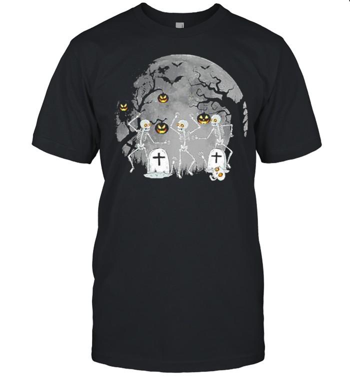 Dancing Skeleton – Happy Halloween shirt