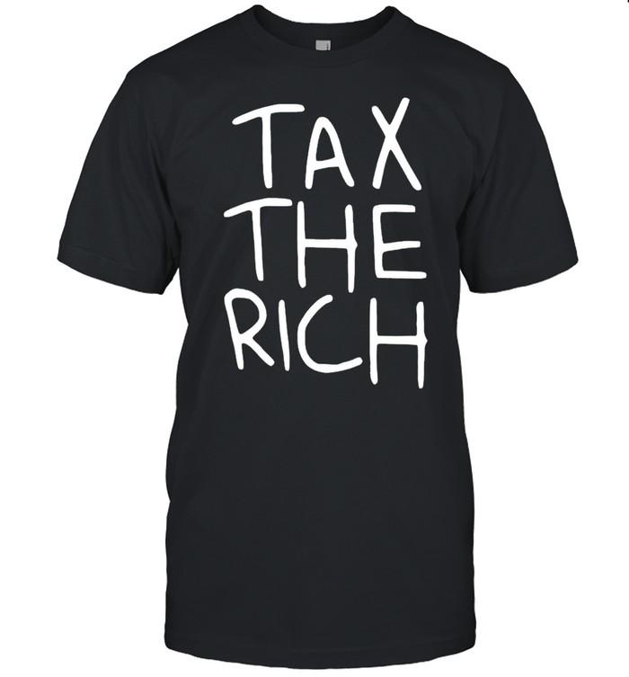 tax The Rich 2021 shirt Classic Men's T-shirt