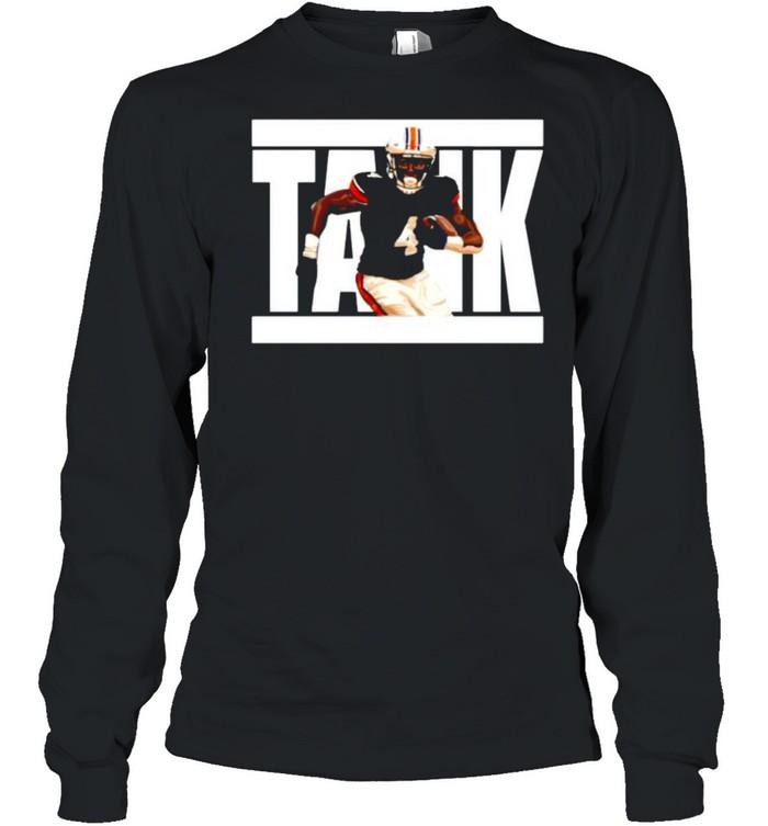 Tank Bigsby #4 signature shirt Long Sleeved T-shirt
