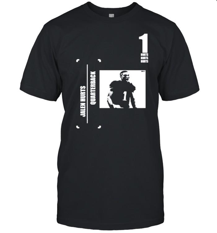Jalen hurts quarterback shirt Classic Men's T-shirt