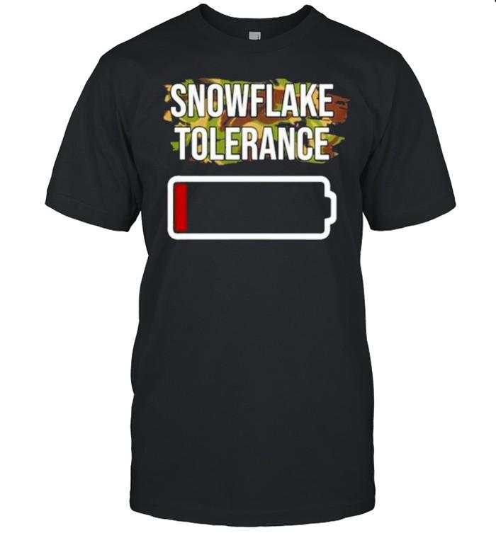 Snowflake Tolerance Shirt