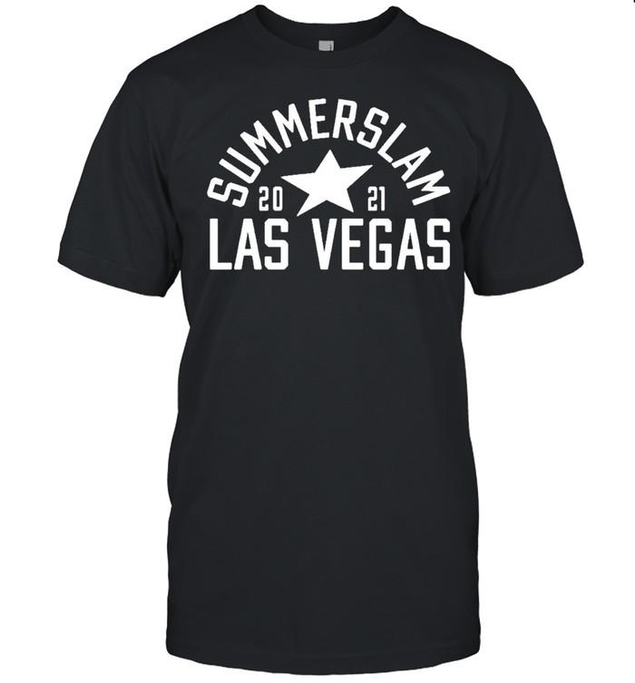 Summerslam 2021 Las Vegas shirt