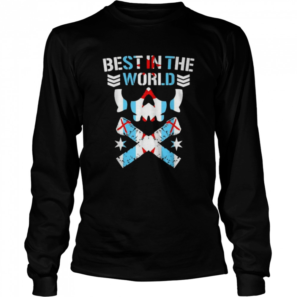 Best In The World T- Long Sleeved T-shirt
