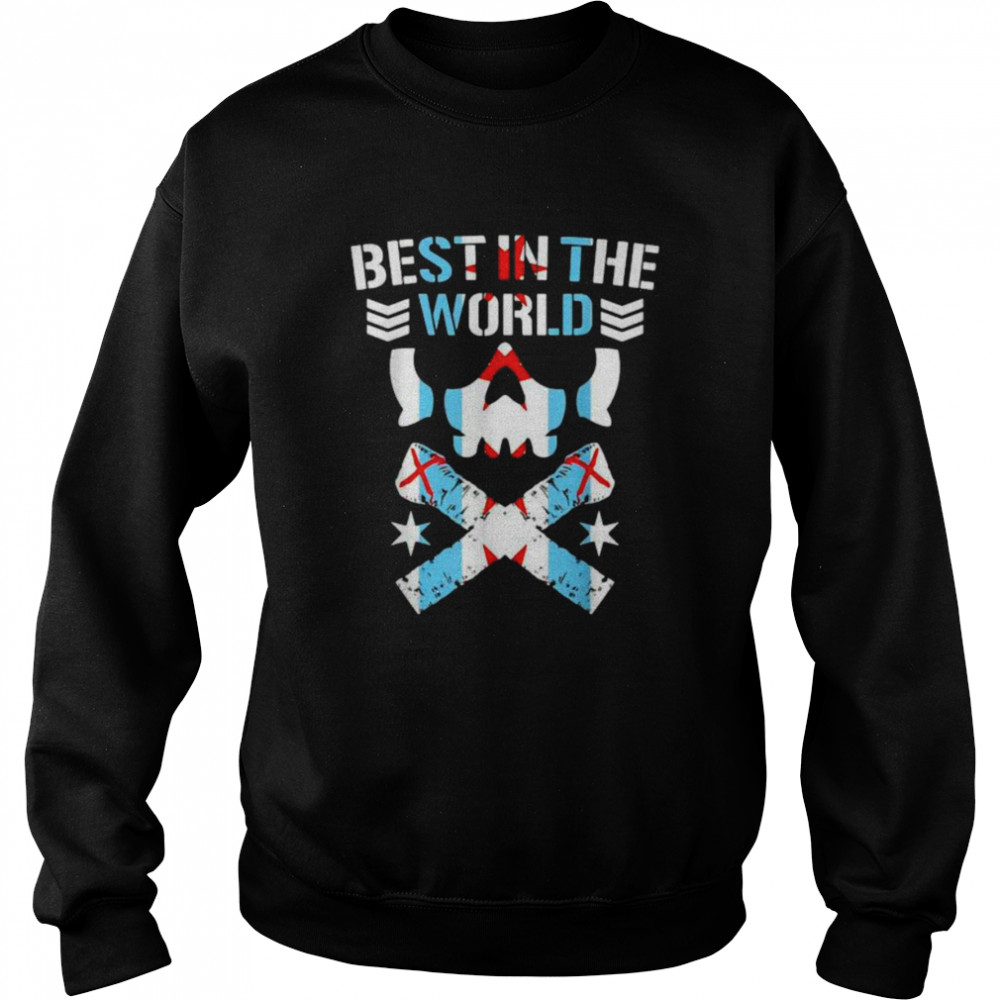 Best In The World T- Unisex Sweatshirt