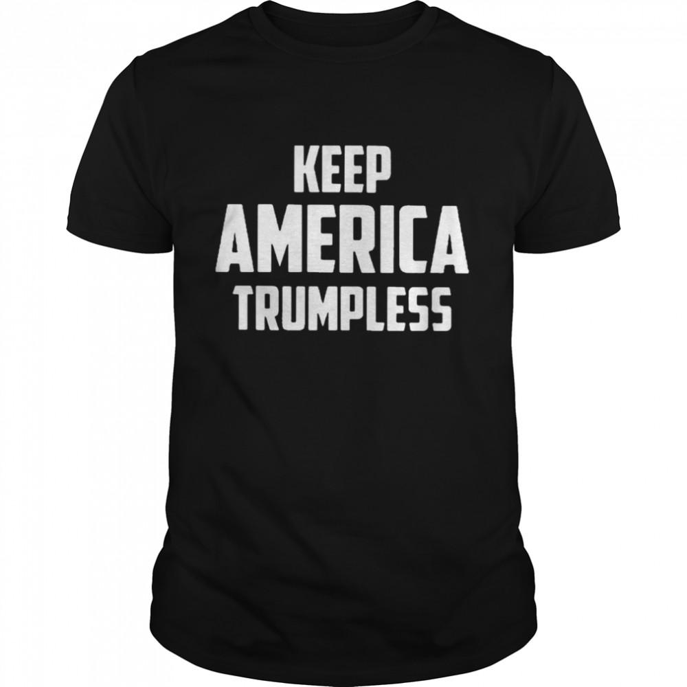 Chris Evans Keep America Trumpless T-shirt