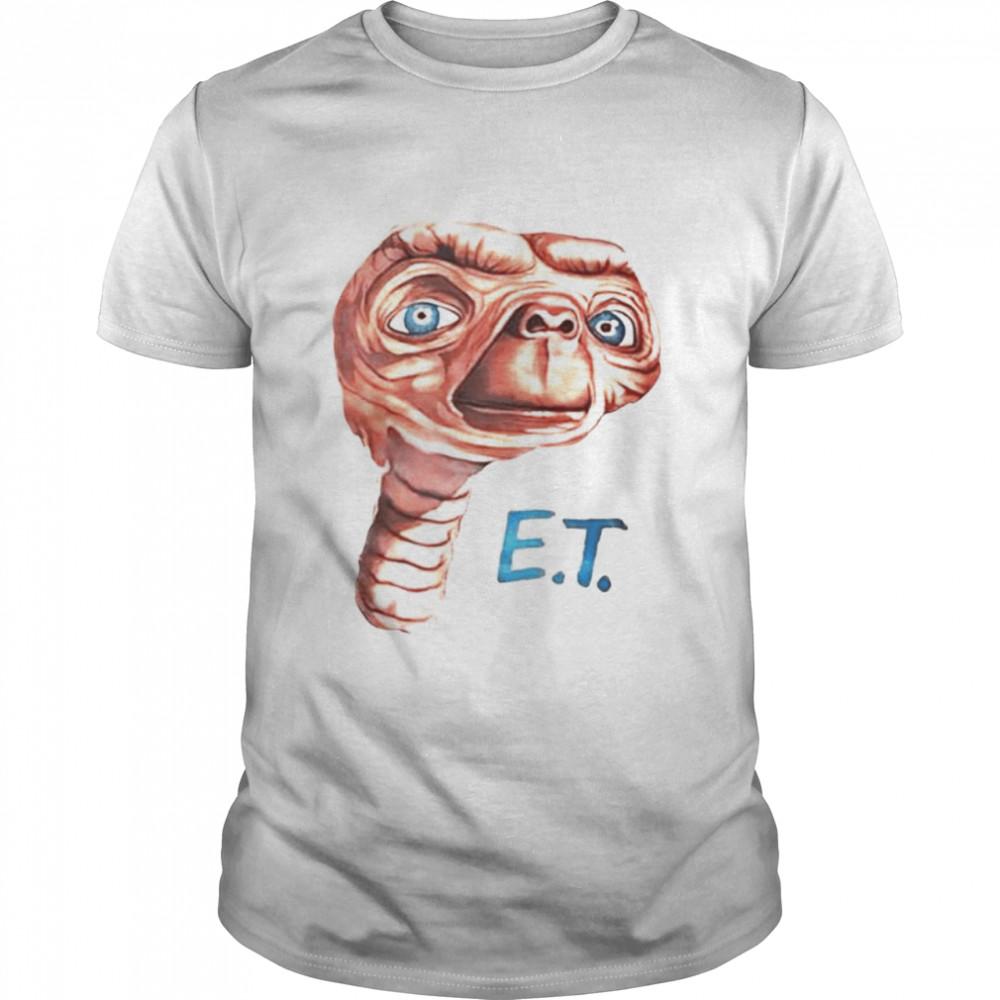 Weird E.T shirt