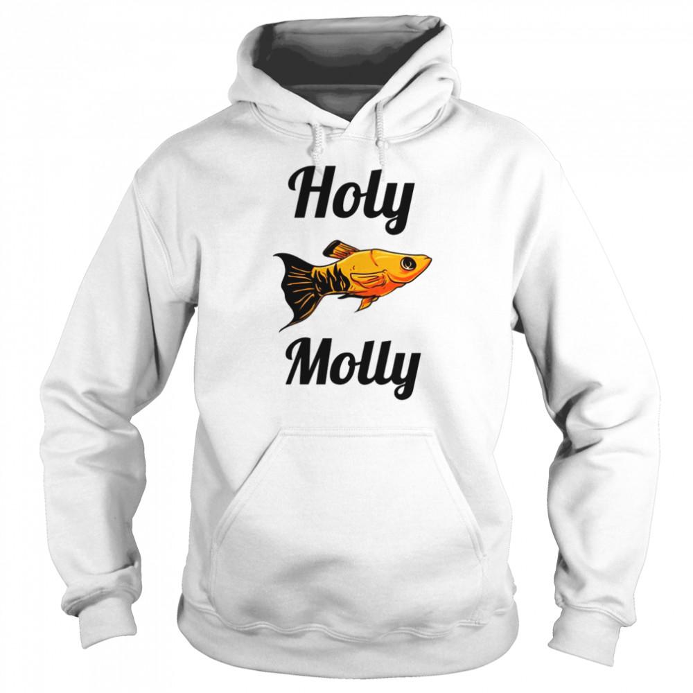 Aquarist Geschenk Fischtank & Fischhaltung shirt Unisex Hoodie