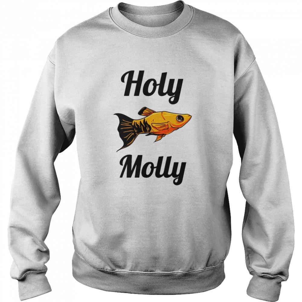 Aquarist Geschenk Fischtank & Fischhaltung shirt Unisex Sweatshirt