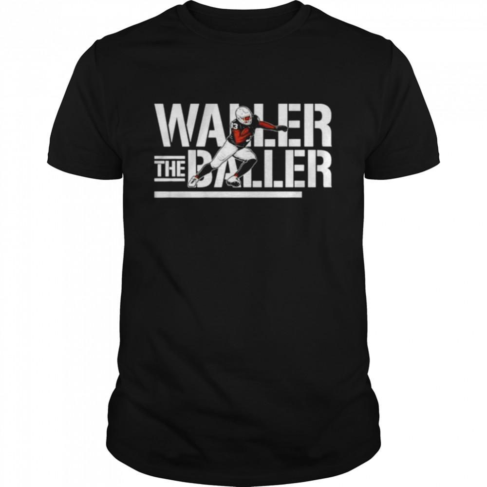 Darren Waller The Baller t-shirt
