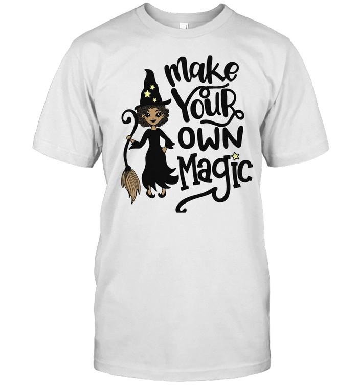 Make your own magic shirt