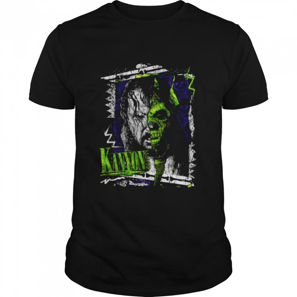 Chris Kanyon the innovator of offense shirt