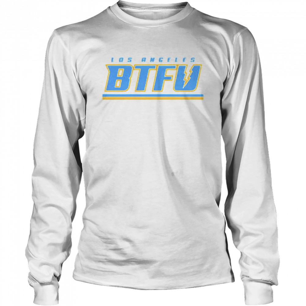 Los Angeles football BTFU shirt Long Sleeved T-shirt
