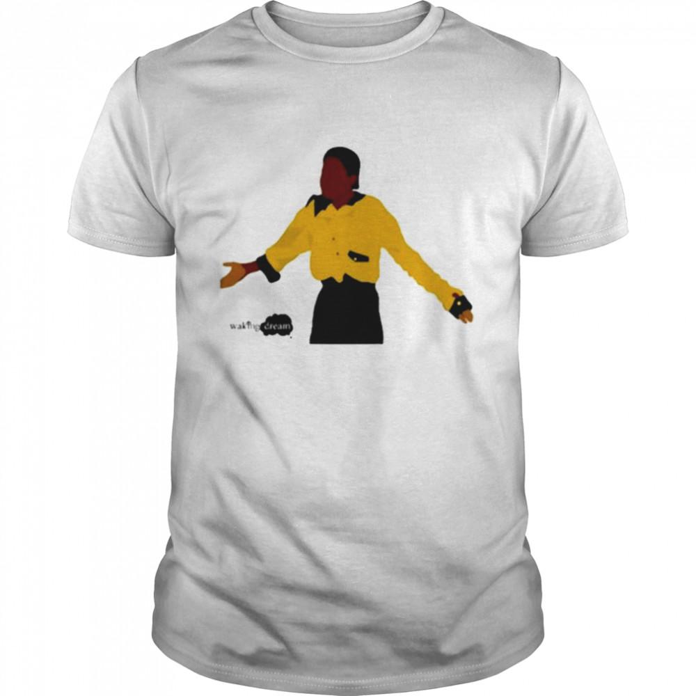 Gordon Gartrell waking dream shirt