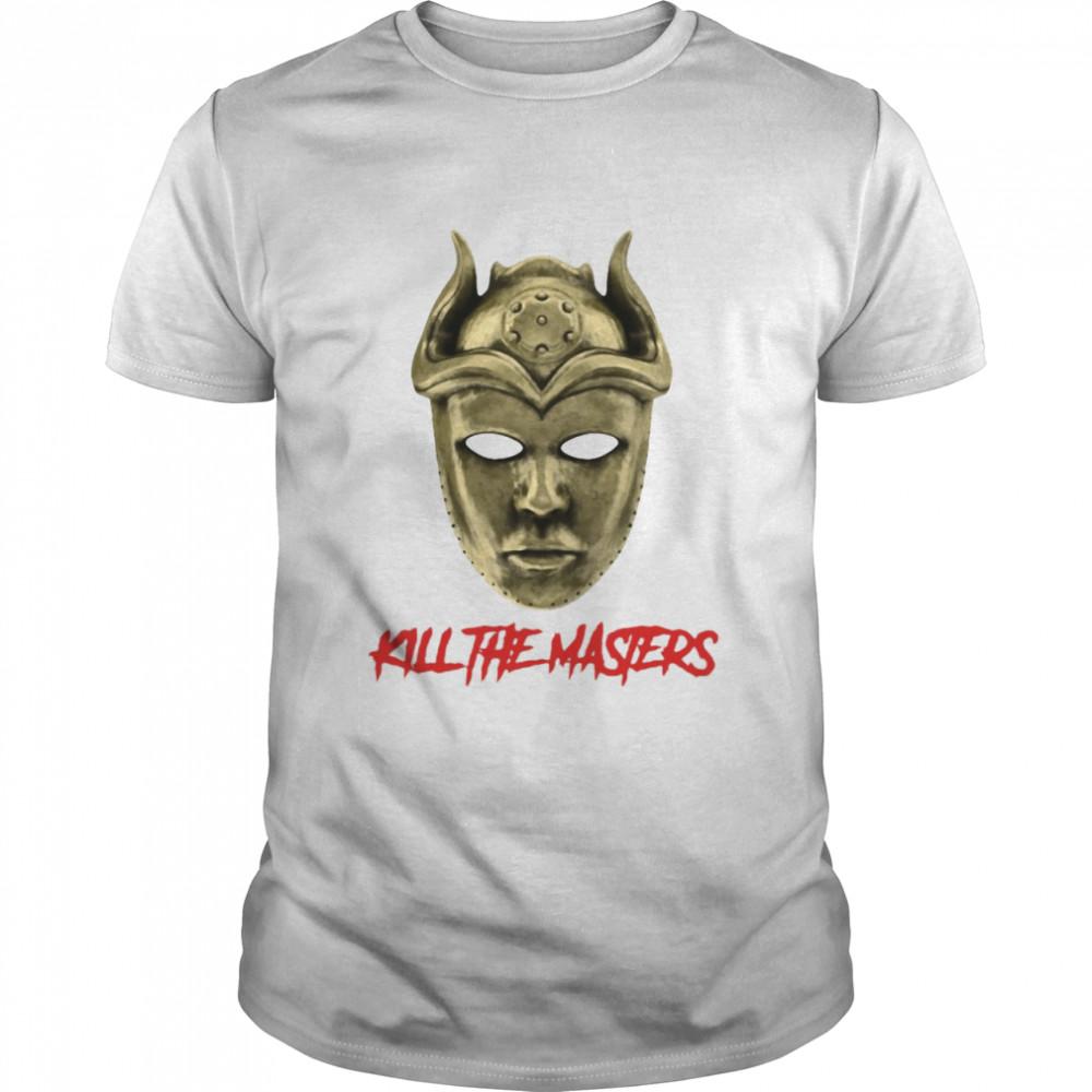 Kill The Master T-shirt Classic Men's T-shirt