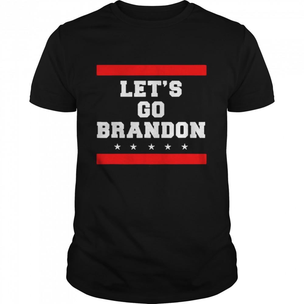 Let's Go Brandon Anti Joe Biden T-Shirt