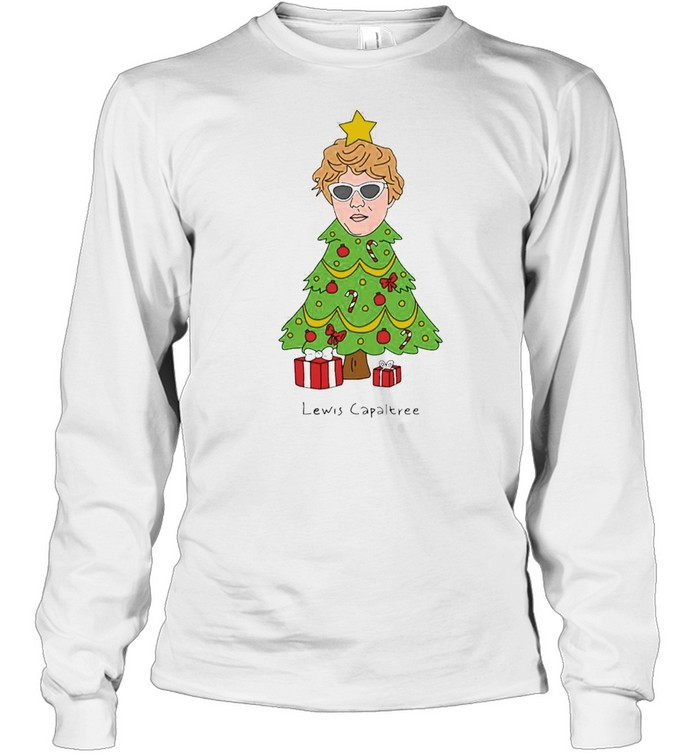 Lewis Capaltree Christmas shirt Long Sleeved T-shirt