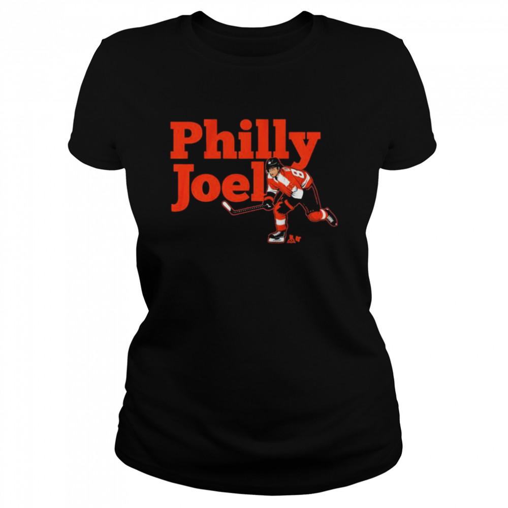 Joel Farabee Philly Joel  Classic Women's T-shirt