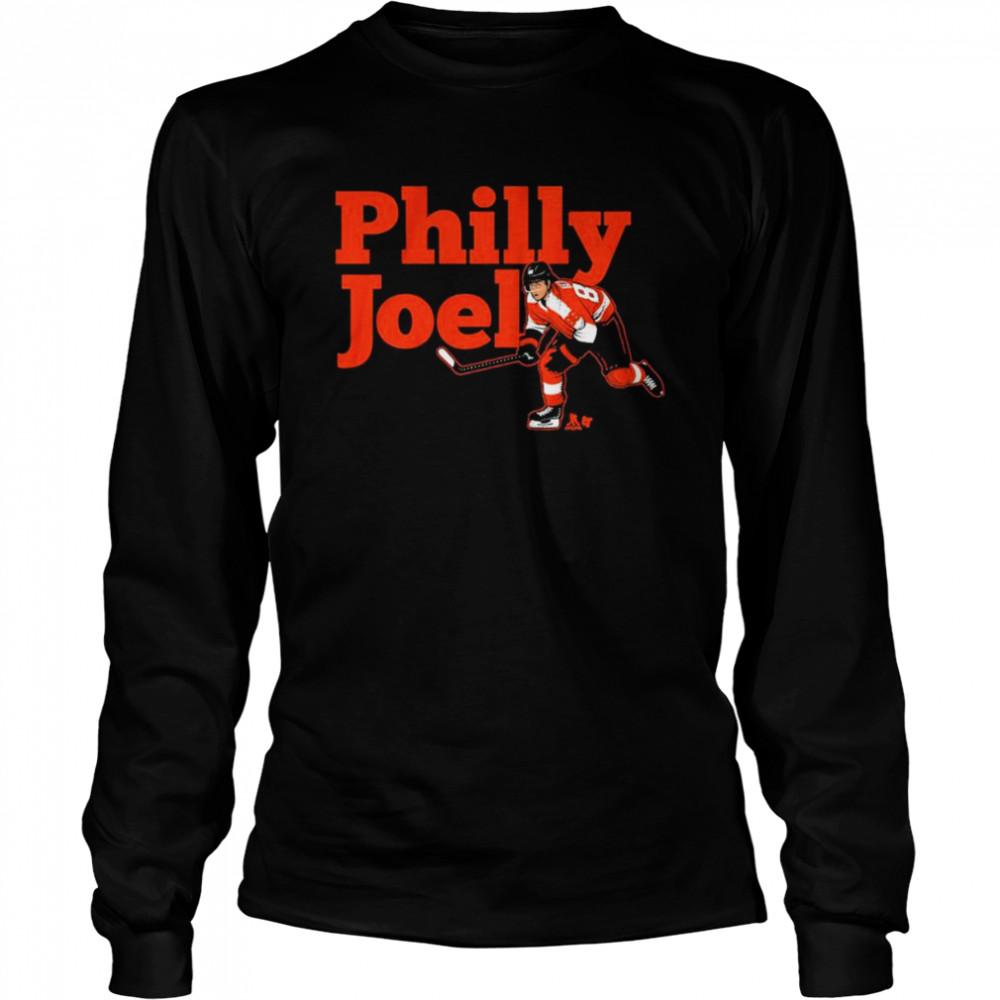 Joel Farabee Philly Joel  Long Sleeved T-shirt